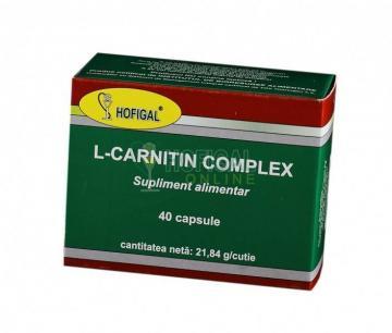 L-Carnitin complex 40 cps